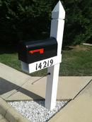 New Mailbox Installation