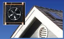 attic fan installation repair