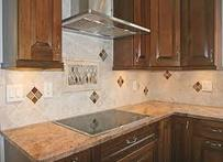 backsplash installation