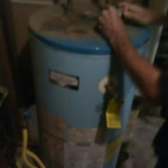 before water heater replacement