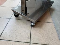 cart repair flooring