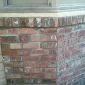 masonry repair installation