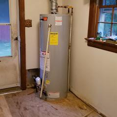 water heater installaton